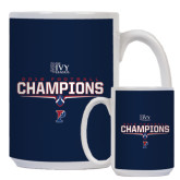 Full Color White Mug 15oz-2016 Ivy League Football Champions