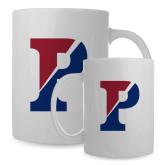 Full Color White Mug 15oz-Split P
