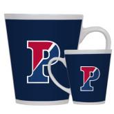 Full Color Latte Mug 12oz-Split P