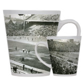 12oz Ceramic Latte Mug-Franklin Field Stands