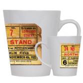 Full Color Latte Mug 12oz-1922 Penn Stub