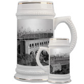 Full Color Decorative Ceramic Mug 22oz-Franklin Field 1940