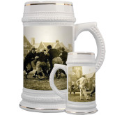 Full Color Decorative Ceramic Mug 22oz-1909 Football v. Lafayette