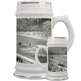 Full Color Decorative Ceramic Mug 22oz-Franklin Field Stands
