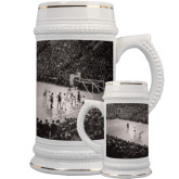 Full Color Decorative Ceramic Mug 22oz-Palestra Opening Night