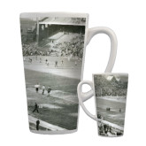 Full Color Latte Mug 17oz-Franklin Field Stands