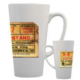 Full Color Latte Mug 17oz-1922 Penn Stub