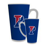 Full Color Latte Mug 17oz-Split P