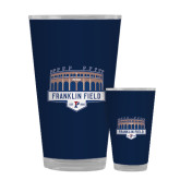 Full Color Glass 17oz-Franklin Field