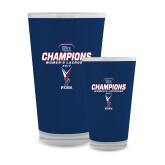 Full Color Glass 17oz-2017 Ivy League Womens Lacrosse Champions