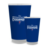 Full Color Glass 17oz-2018 Womens Track and Field Champions