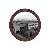 Round Coaster Frame w/Insert-Franklin Field 1940