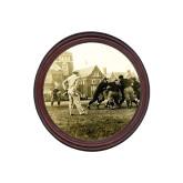 Round Coaster Frame w/Insert-1909 Football v. Lafayette