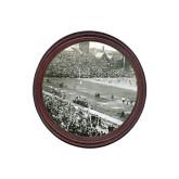 Round Coaster Frame w/Insert-Franklin Field Stands