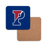 Hardboard Coaster w/Cork Backing-Split P