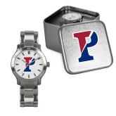 Mens Stainless Steel Fashion Watch-Split P