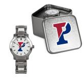 Ladies Stainless Steel Fashion Watch-Split P