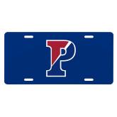 License Plate-Split P