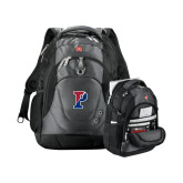 Wenger Swiss Army Tech Charcoal Compu Backpack-Split P