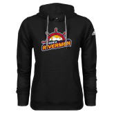 Adidas Climawarm Black Team Issue Hoodie-Peoria Rivermen Secondary Mark