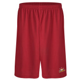 Performance Classic Red 9 Inch Short-Peoria Rivermen Secondary Mark