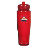Spectrum Red Sport Bottle 28oz-Primary Mark