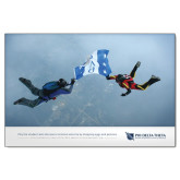 Phi Delta Theata 24 x 36 Poster-Action (Skydive)