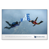 24 x 36 Poster w/ Foamcore back-Action (Skydive)