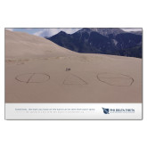 24 x 36 Poster w/ Foamcore back-Action (Sand)
