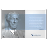 24 x 36 Poster w/ Foamcore back-Frank Lloyd Wright