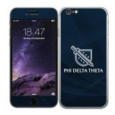 iPhone 6 Skin-Stacked Shield/Phi Delta Theta