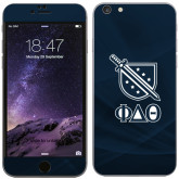 iPhone 6 Plus Skin-Stacked Shield/Phi Delta Theta
