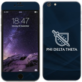 iPhone 6 Plus Skin-Stacked Shield/Phi Delta Theta