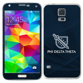 Galaxy S5 Skin-Stacked Shield/Phi Delta Theta