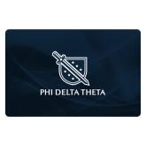 Generic 17 Inch Skin-Stacked Shield/Phi Delta Theta
