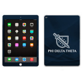 iPad Air 2 Skin-Stacked Shield/Phi Delta Theta