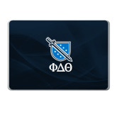 MacBook Pro 13 Inch Skin-Stacked Shield/Phi Delta Theta Symbols