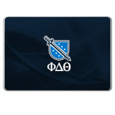 MacBook Pro 15 Inch Skin-Stacked Shield/Phi Delta Theta Symbols
