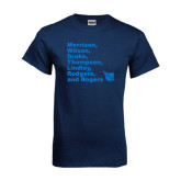 Navy T Shirt-Founders