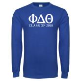 Royal Long Sleeve T Shirt-Class of Design
