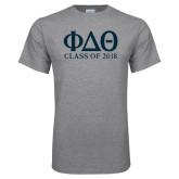 Grey T Shirt-Class of Design