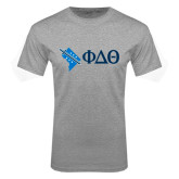 Sport Grey T Shirt-Washington D.C.