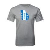Grey T Shirt-Georgia