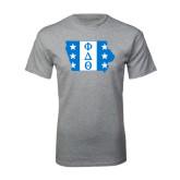 Sport Grey T Shirt-Iowa