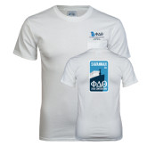 White T Shirt w/Pocket-81st Biennial General Convention