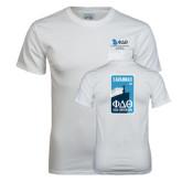 White T Shirt w/Pocket-81st Biennial General Convention