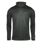 Russell Charcoal Heather 1/4 Zip-LLL Signature