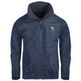 Navy Charger Jacket-Coat of Arms