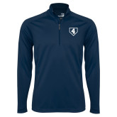 Syntrel Navy Interlock 1/4 Zip-LLL Base