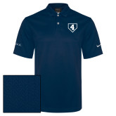 Nike Sphere Dry Navy Diamond Polo-LLL Base